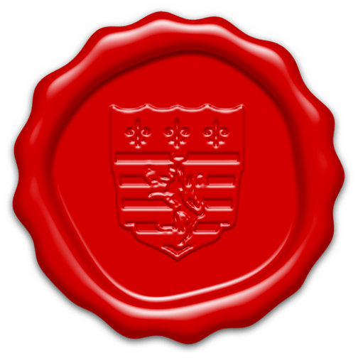 Wax Seal Logo